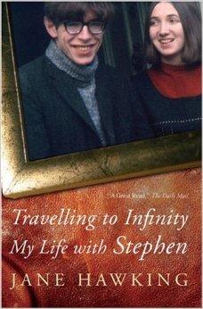 Capa da biografia de Jane Wilde, primeira esposa de Stephen Hawking, livro em que o filme foi inspirado.