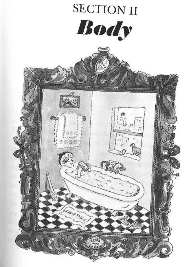 Ilustração do livro.