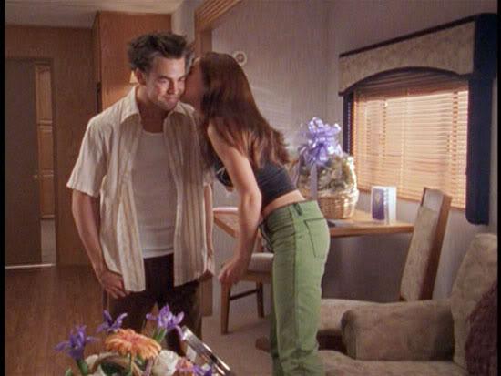Melhor foto que ache do Dave e da Marcy juntos. Desculpem-me.